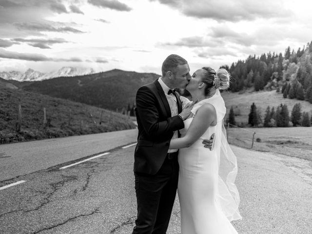 Le mariage de Sébastien et Angélique à La Clusaz, Haute-Savoie 72