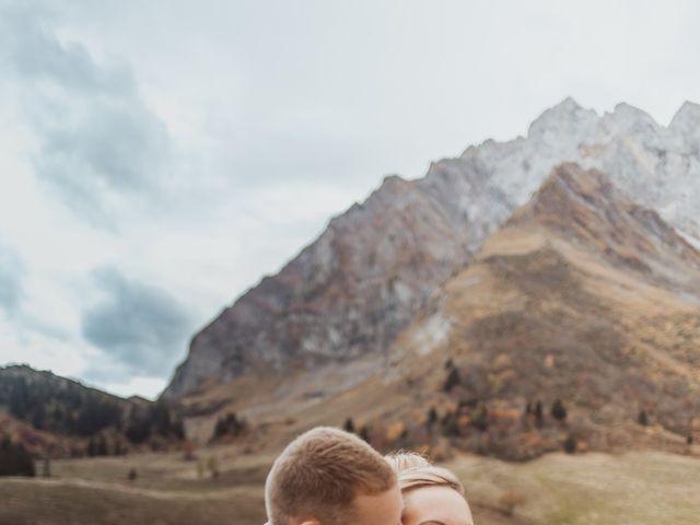 Le mariage de Sébastien et Angélique à La Clusaz, Haute-Savoie 74