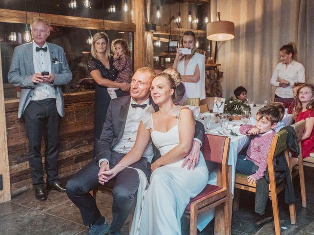 Le mariage de Sébastien et Angélique à La Clusaz, Haute-Savoie 80