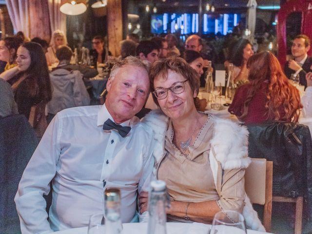 Le mariage de Sébastien et Angélique à La Clusaz, Haute-Savoie 82