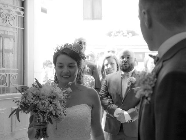 Le mariage de Marc et Gwendoline à Collonges, Ain 17