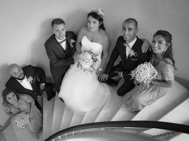 Le mariage de Marc et Gwendoline à Collonges, Ain 22