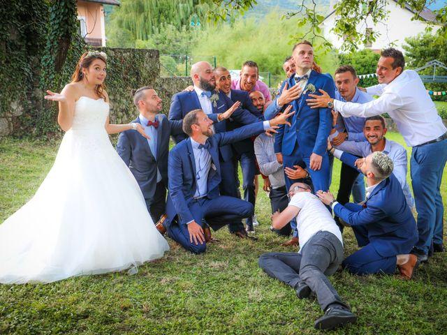 Le mariage de Marc et Gwendoline à Collonges, Ain 47