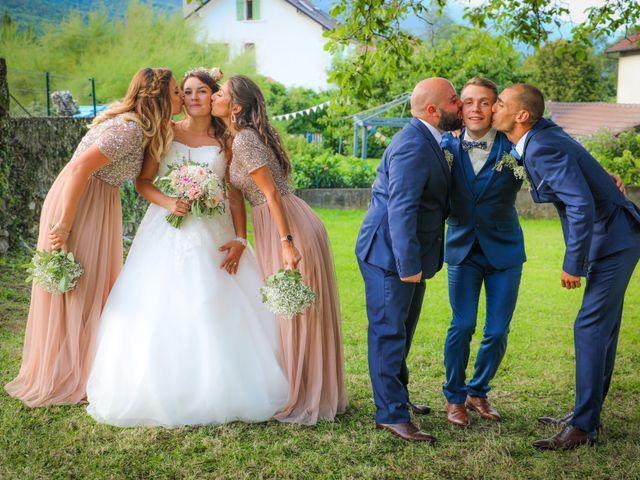 Le mariage de Marc et Gwendoline à Collonges, Ain 49