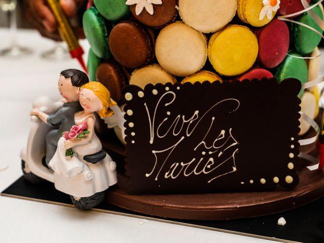 Le mariage de Marc et Gwendoline à Collonges, Ain 67