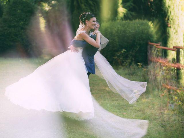 Le mariage de Guillaume et Lise à Brue-Auriac, Var 2