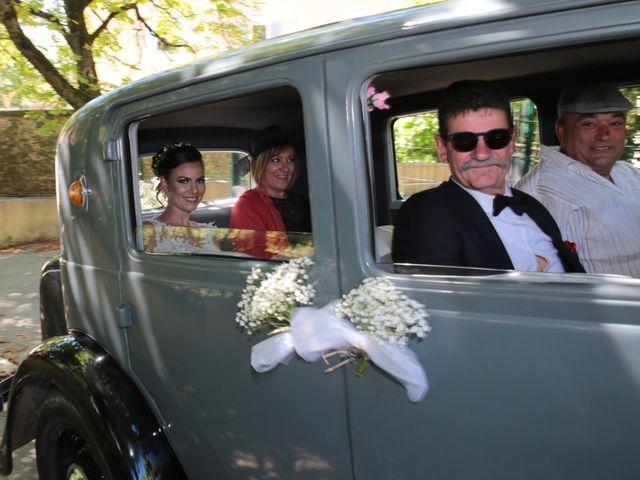 Le mariage de Guillaume et Lise à Brue-Auriac, Var 14