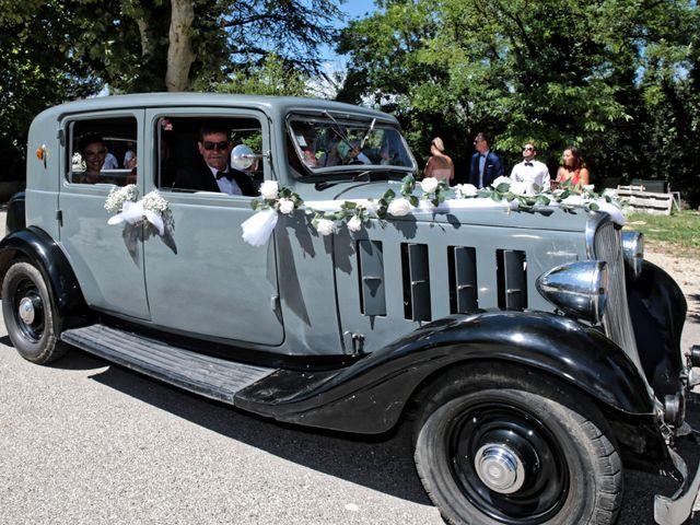 Le mariage de Guillaume et Lise à Brue-Auriac, Var 15