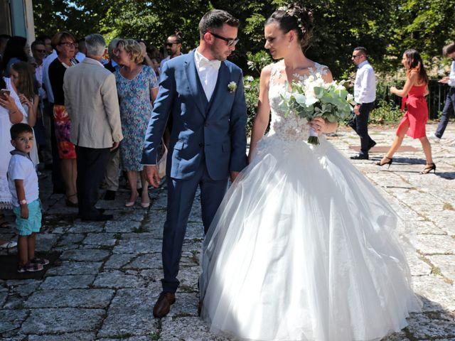 Le mariage de Guillaume et Lise à Brue-Auriac, Var 19