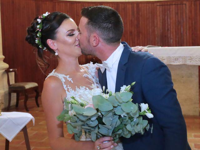 Le mariage de Guillaume et Lise à Brue-Auriac, Var 27