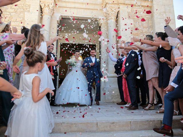 Le mariage de Guillaume et Lise à Brue-Auriac, Var 28
