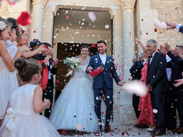 Le mariage de Guillaume et Lise à Brue-Auriac, Var 29