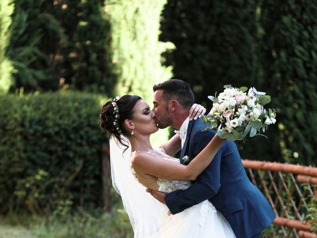Le mariage de Guillaume et Lise à Brue-Auriac, Var 30