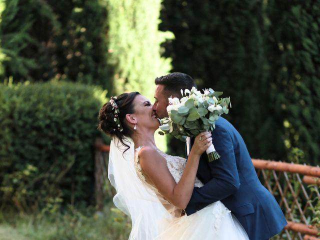 Le mariage de Guillaume et Lise à Brue-Auriac, Var 31