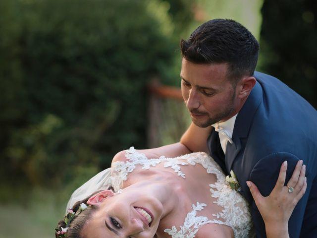 Le mariage de Guillaume et Lise à Brue-Auriac, Var 32
