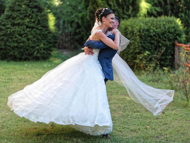 Le mariage de Guillaume et Lise à Brue-Auriac, Var 34