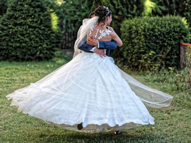 Le mariage de Guillaume et Lise à Brue-Auriac, Var 35