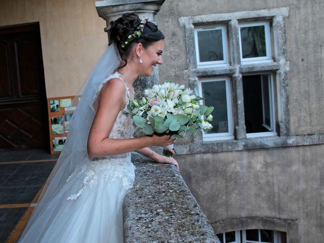 Le mariage de Guillaume et Lise à Brue-Auriac, Var 39
