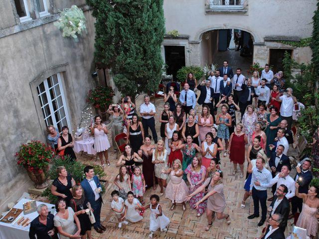 Le mariage de Guillaume et Lise à Brue-Auriac, Var 40
