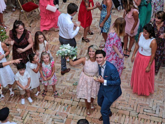 Le mariage de Guillaume et Lise à Brue-Auriac, Var 41