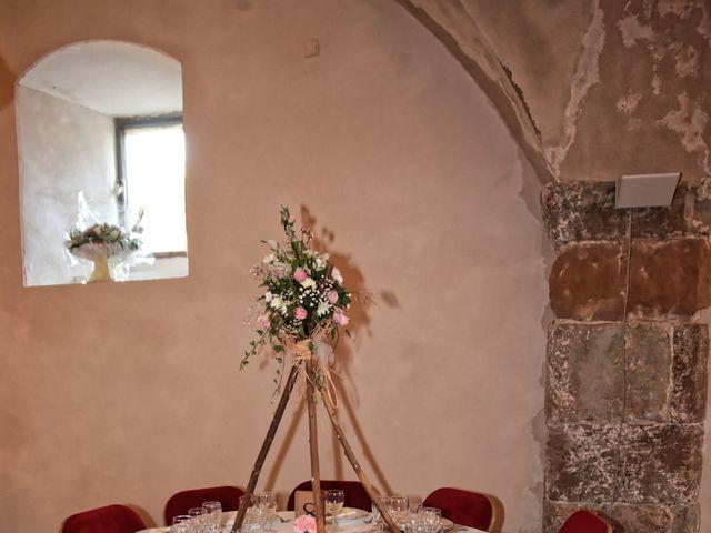 Le mariage de Guillaume et Lise à Brue-Auriac, Var 43