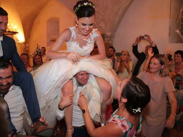 Le mariage de Guillaume et Lise à Brue-Auriac, Var 59