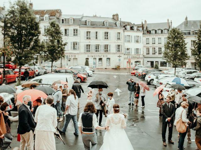 Le mariage de Simon et Camille à Laon, Aisne 25