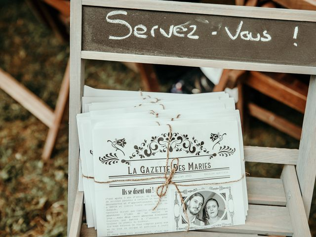 Le mariage de Simon et Camille à Laon, Aisne 32