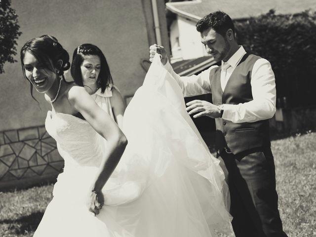 Le mariage de Quentin et Sarah à Venon, Isère 3
