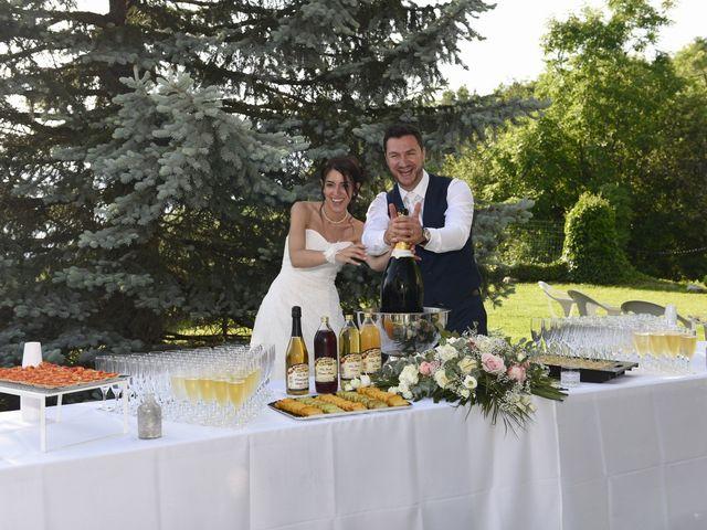 Le mariage de Quentin et Sarah à Venon, Isère 13
