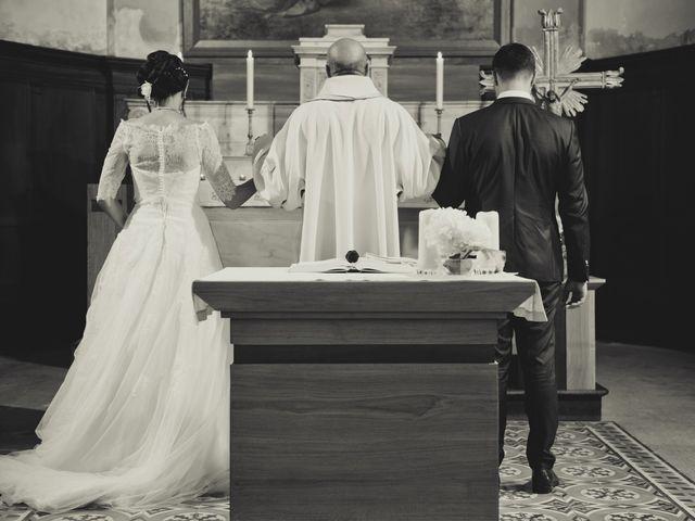 Le mariage de Quentin et Sarah à Venon, Isère 19
