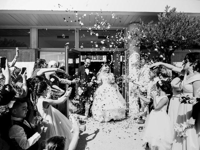 Le mariage de Emré et Coralie à Toulon, Var 23