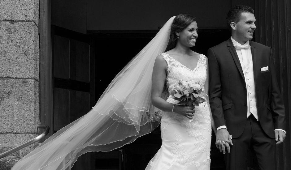 Le mariage de Simoné et Jérome à Dinard, Ille et Vilaine