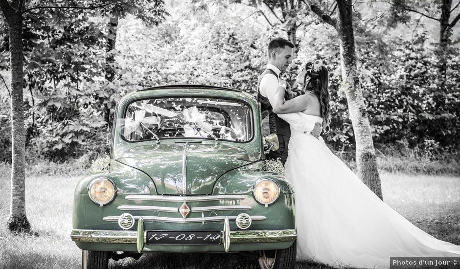 Le mariage de Marc et Gwendoline à Collonges, Ain