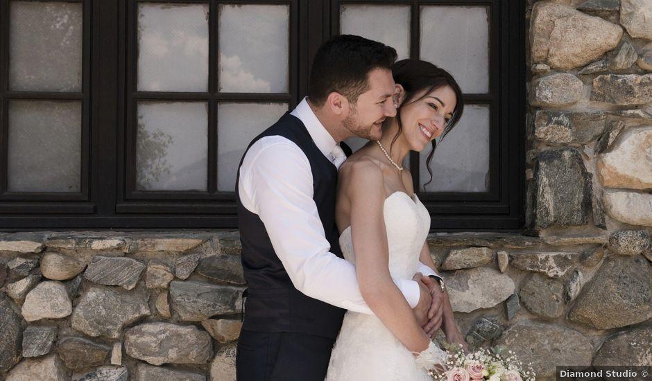 Le mariage de Quentin et Sarah à Venon, Isère