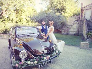 Le mariage de Aude et Jocelyn