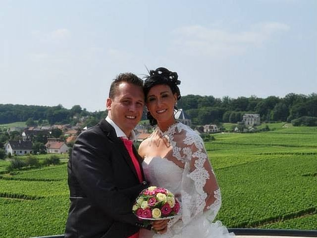 Le mariage de Noémie et Manu à Bethon, Marne 15