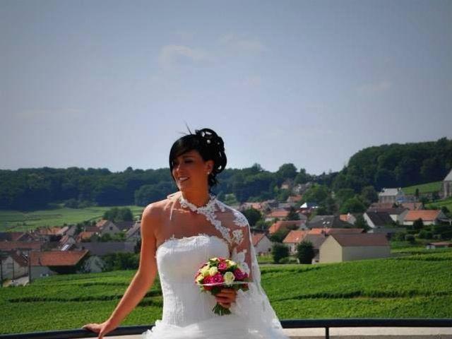 Le mariage de Noémie et Manu à Bethon, Marne 17