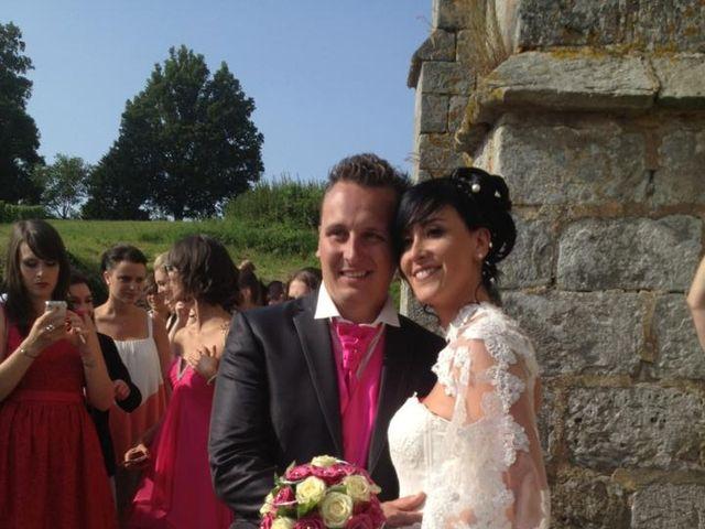 Le mariage de Noémie et Manu à Bethon, Marne 20