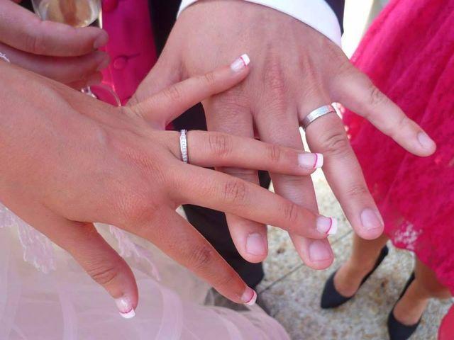 Le mariage de Noémie et Manu à Bethon, Marne 23