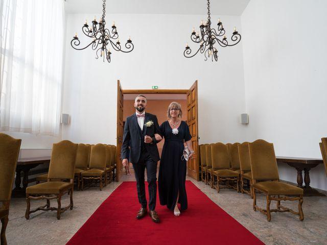 Le mariage de Kévin et Anaïs à Thuir, Pyrénées-Orientales 13
