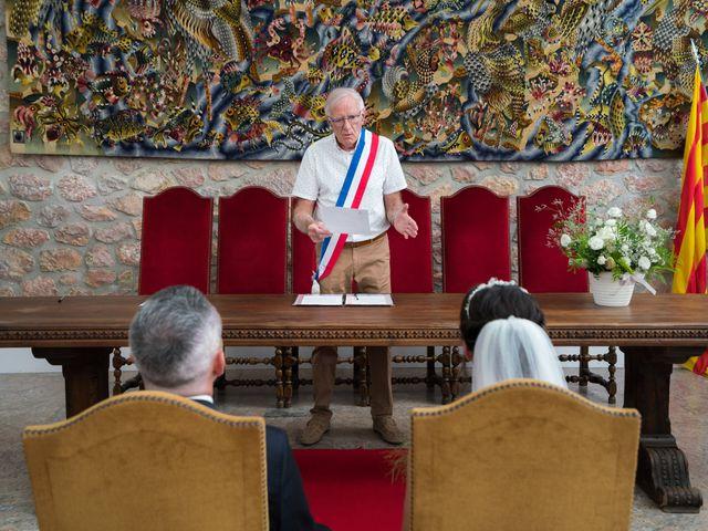Le mariage de Kévin et Anaïs à Thuir, Pyrénées-Orientales 14