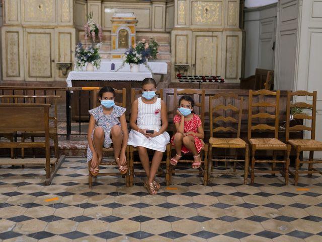 Le mariage de Kévin et Anaïs à Thuir, Pyrénées-Orientales 18