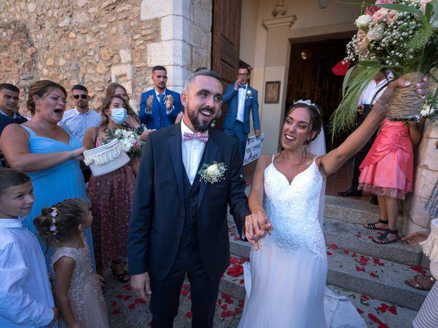 Le mariage de Kévin et Anaïs à Thuir, Pyrénées-Orientales 32