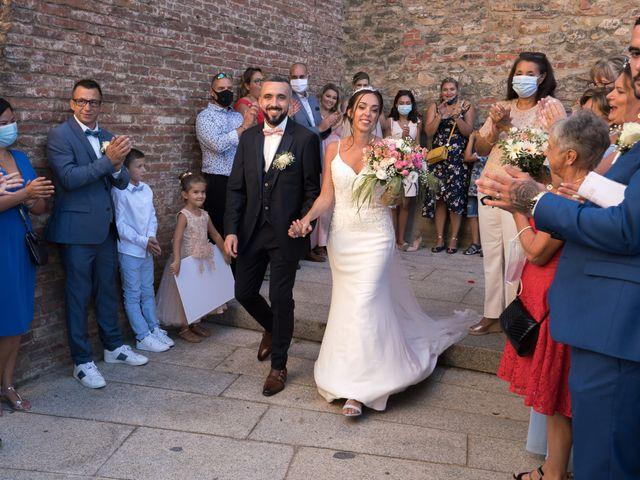 Le mariage de Kévin et Anaïs à Thuir, Pyrénées-Orientales 33