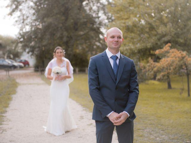 Le mariage de Guillaume et Vanessa à Bazancourt, Marne 15
