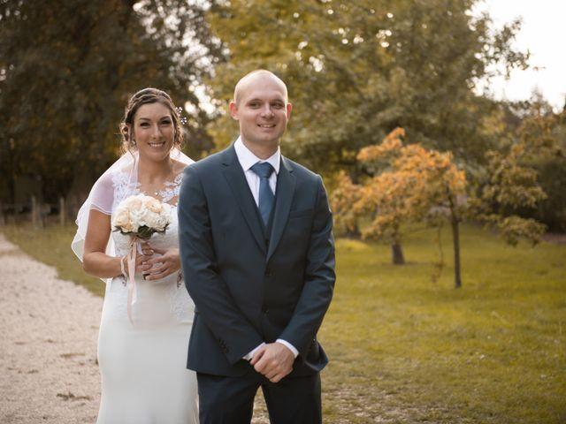 Le mariage de Guillaume et Vanessa à Bazancourt, Marne 16