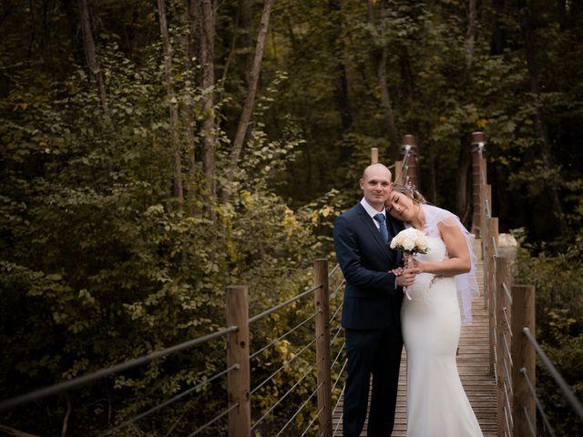 Le mariage de Guillaume et Vanessa à Bazancourt, Marne 18