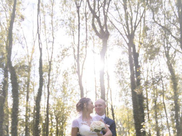 Le mariage de Guillaume et Vanessa à Bazancourt, Marne 19