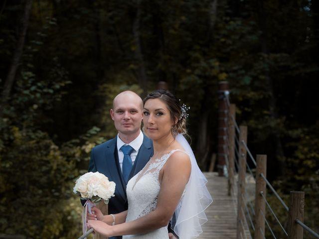 Le mariage de Guillaume et Vanessa à Bazancourt, Marne 20